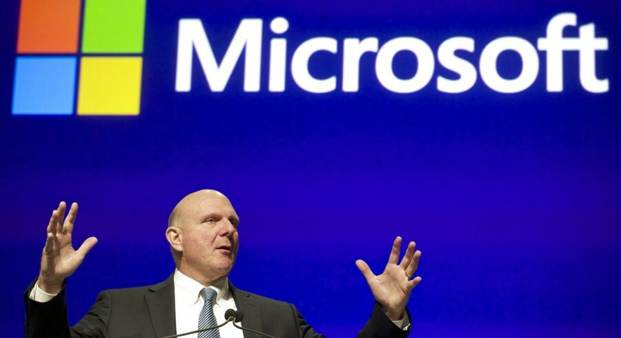 Microsoft CEO Steve Ballmer er lige ved at forlade selskabet og jagten på hans afløser intensivers.