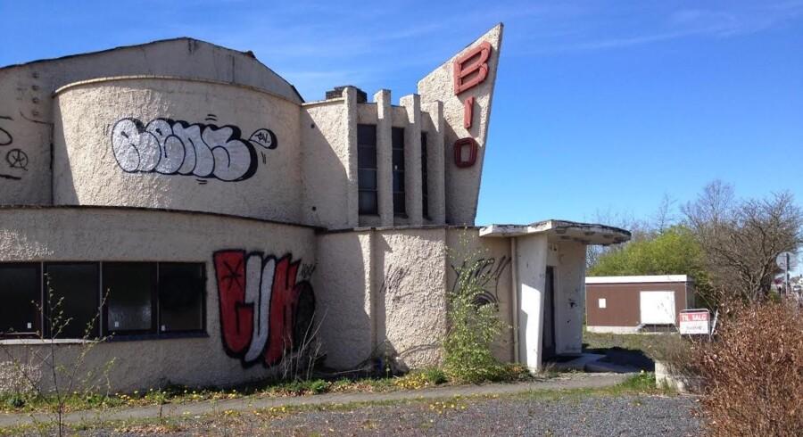 Der bliver bygget nye biografer flere steder i hovedstadsregionen, men i forstad nordvest for København er kendt biograf lukket og sat til salg.