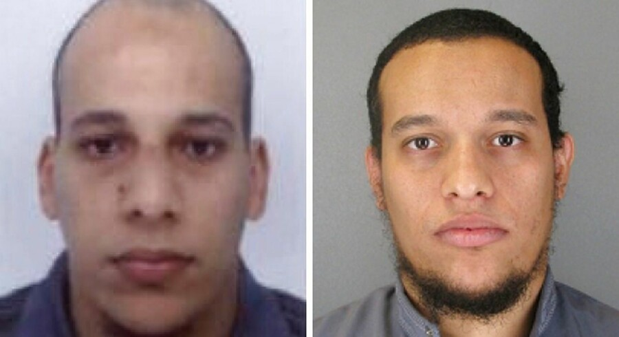 De to brødre, der mistænkes for at stå bag massakren på det satiriske magasin Charlie Hebdo, begyndte at dyrke islam efter mødet med en radikal imam i Paris.