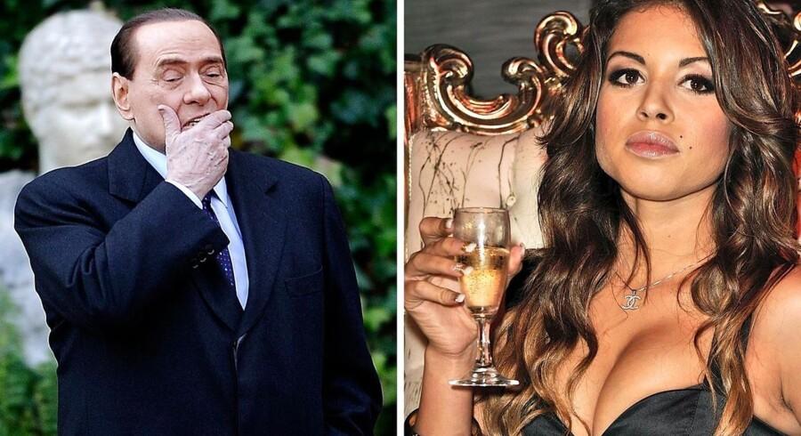 Tidligere premiere minister Silvio Berlusconi er efter en afstemning blevet smidt ud af det italienske parlament. Se billeder fra de kontroversielle sager, der en efter en skubbede Berlusconi væk fra magten i Italien.