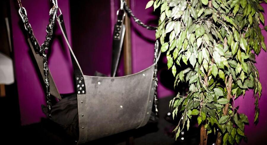ARKIVFOTO fra swingerklubben Adam og Eva i Vanløse. Ud af i alt 134 afgørelser om mulig kønsdiskrimination handlede over halvdelen af dem om, at klager ikke fik samme vilkår som det modsatte køn på eksempelvis diskoteker eller i swingerklubber.