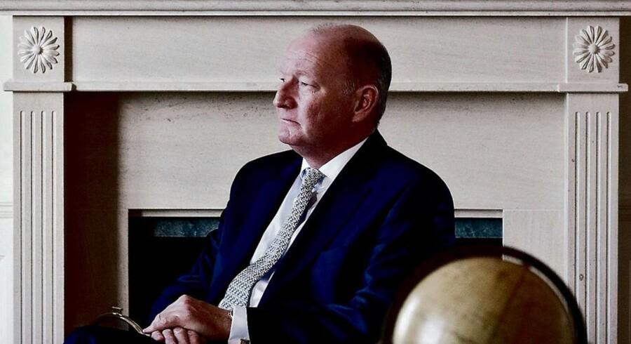 Ejendomsmatador Mikael Goldschmidt har mandag fremlagt årsregnskab med overskud i den samlede forretning af ejendomme og virksomheder inden for blandt andet detail.