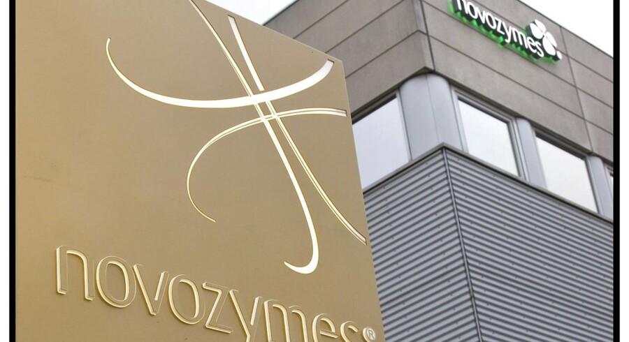Novozymes har fuld damp på enzymkedlerne i Bagsværd. Selskabet præsenterede torsdag morgen sit regnskab for årets første kvartal.