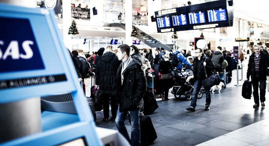 ARKIVFOTO. SAS kommer bedst ud af perioden med strejker i februar og marts, viser en ny analyse.
