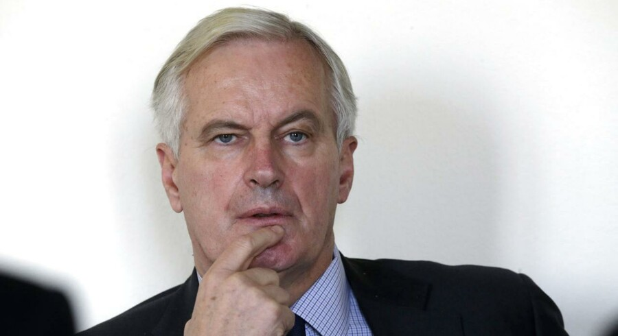 Michel Barnier barsler med et nyt forslag til regulering af den finansielle sektor.