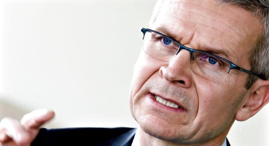 René Svendsen-Tune vender fra 1. december tilbage til en del af den Nokia-koncern, som han tidligere sad i ledelsen for. Arkivfoto: Morten Juhl, Scanpix
