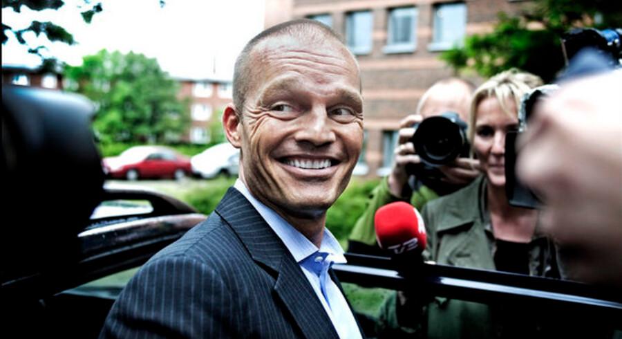 Stein Bagger blev fredag idømt syv års fængsel for bedrageri.
