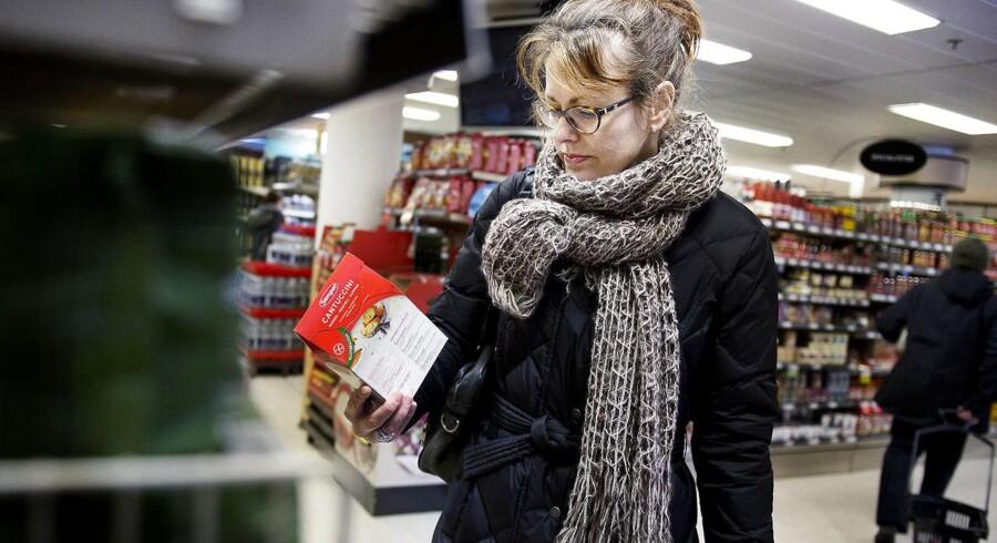 Der skal handles glutenfrit, når Pia Lundahl går i Burgsen, Superbest eller Helsebutikker, hvor hun kan finde ingredienser til den diæt, hun på grund af cøliaki bliver nødt til at følge.