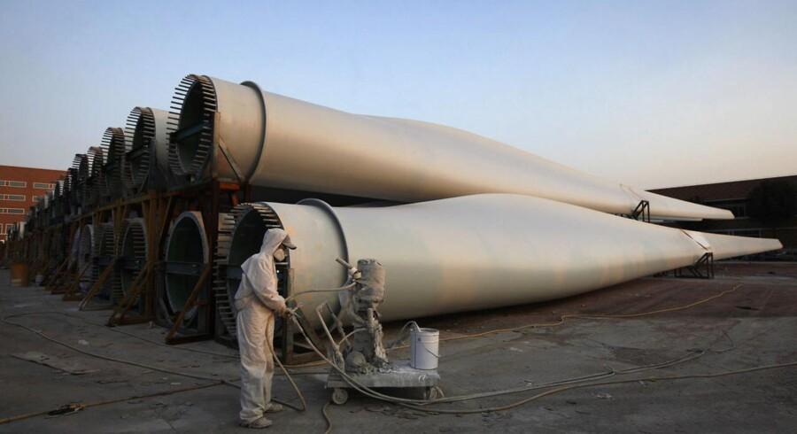 Den kinesiske vindmølleproducent Ming Yang har stor medvind. Selskabet er gået markant frem på blandt andet omsætning og resultat, fremgår det af selskabets regnskab for andet kvartal, skriver Bloomberg News.