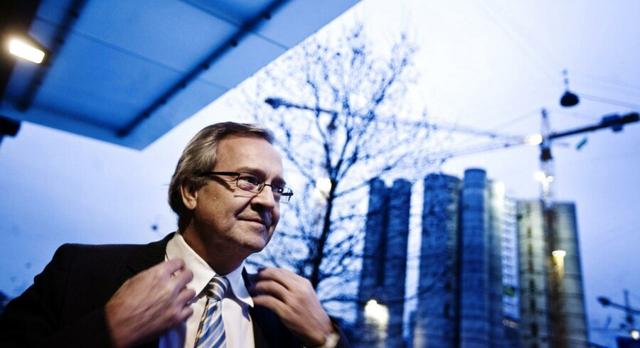 Lars Nørby Johansen er ny formand i Københavns Lufthavne.