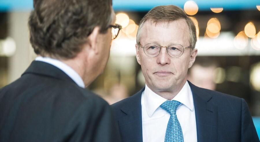 Mærsk-topchef Nils Smedegaard Andersen lægger ikke skjul på, at han gerne ser en hurtig afklaring i forhold til, om det danske selskab får lov til at fortsætte som operatør på det store Al-Shaheen-felt i Qatar, hvor Mærsk siden 1992 har hentet store mængder olie.