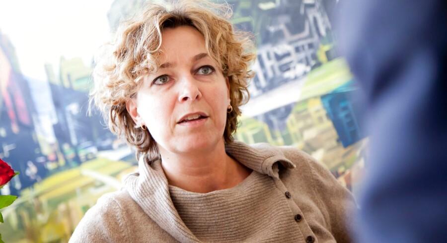 Undervisningsminister Christine Antorini.