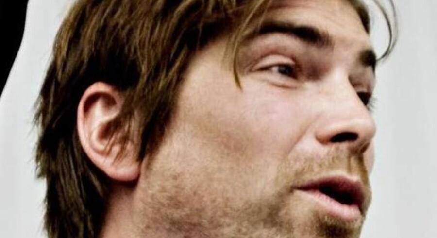 Erhvervsmanden Morten Lund.