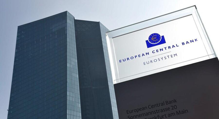 Den økonomiske situation er uden fortilfælde, men udsigten så grel, at ECB aktion torsdag er afgørende.