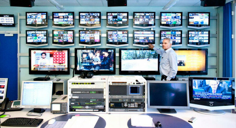 TDCs kabel-TV-selskab YouSee er en guldgrube for TDC - men nu skal andre have adgang til kabel-TV-nettet, mener IT- og Telestyrelsen. Foto: Jens Nørgaard Larsen
