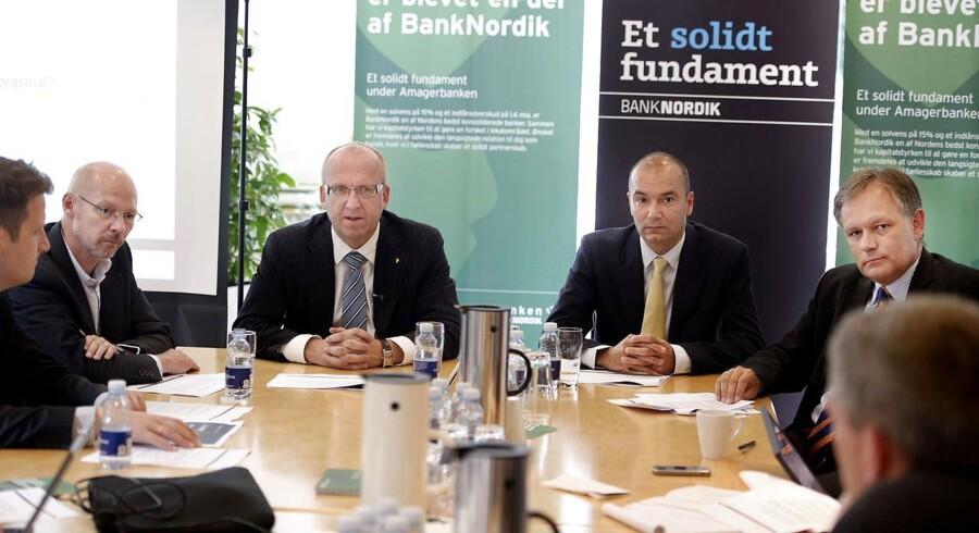 Banknordik-topchef: Kundefremgang i Danmark løfter resultat