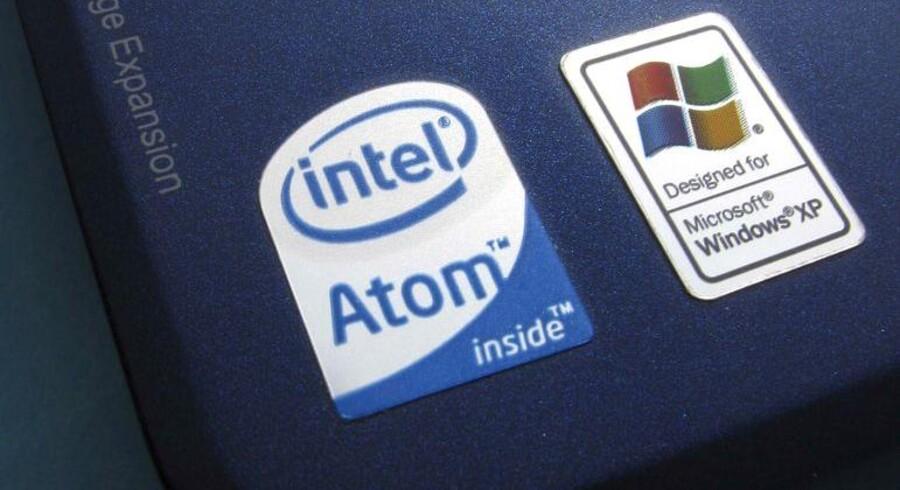 Styresystemet, der ikke vil dø: Windows XP. Arkivfoto: Mike Blake, Reuters/Scanpix