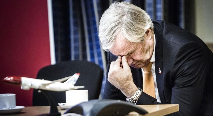 Norwegian taber over en milliard kroner før skat, viser seneste årsregnskab.
