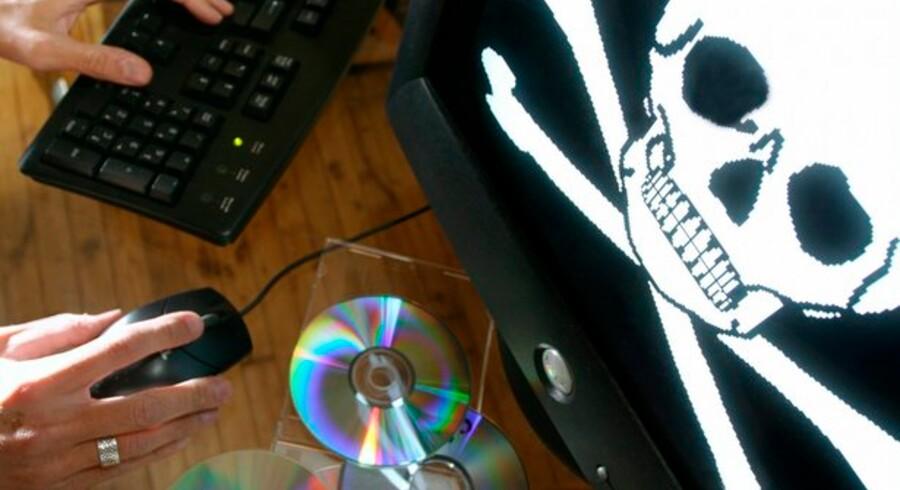 Der er stadig store muligheder for at downloade ulovligt materiale på nettet.