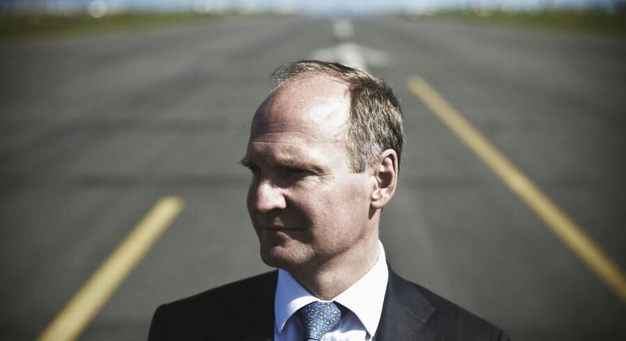 Direktør for Københavns Lufthavne, Thomas Woldbye.