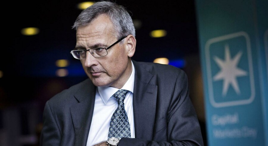 - For at kunne navigere i den lave sigtbarhed, der er på det aktuelle marked, er det afgørende, at vi reducerer vores eksponering ved at sikre et solidt bagkatalog af kontrakter, siger Claus V. Hemmingsen, administrerende direktør i Mærsk Drilling.