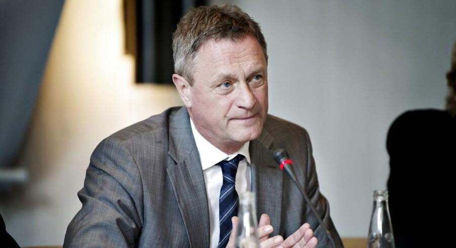 Overvismand Hans Jørgen Whitta-Jacobsen fra De Økonomiske Råd indtager pladsen som nummer et blandt tænketankene i Magtanalysen 2014.