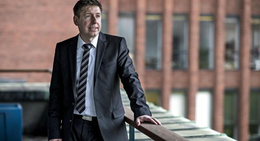 CEO Thomas Schulz, FLSmidth,