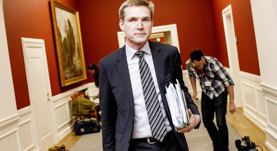 Kristian Thulesen Dahl. Arkivfoto: Bax Lindhardt