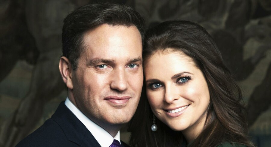Prinsesse Madeleine og Christopher O'Neill