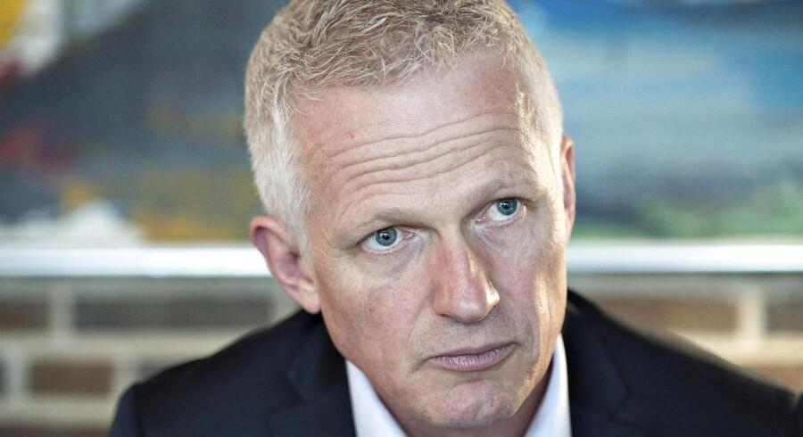 Grundfos-topchef Mads Nipper kan torsdag præsentere et halvårsregnskab, hvor især salget i USA trækker op.