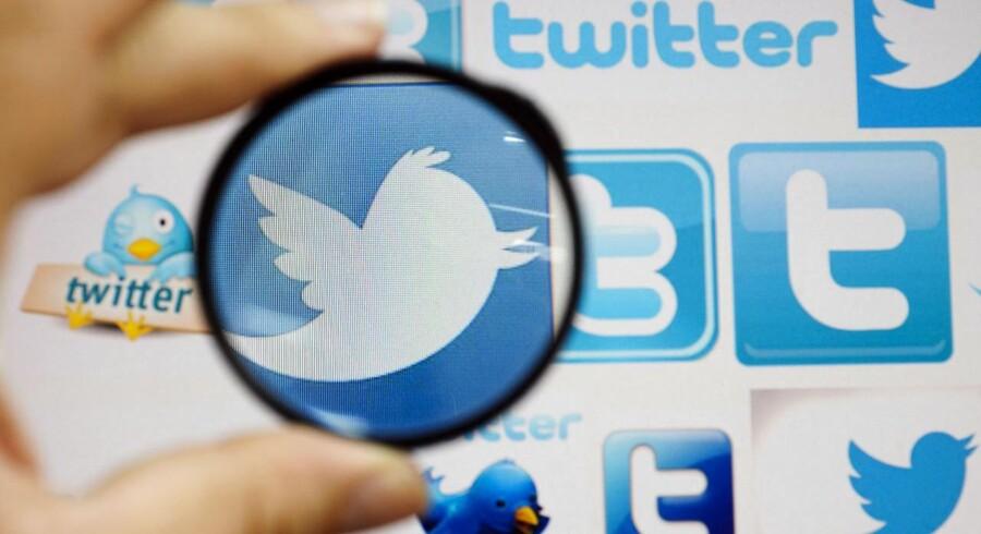 Mikroblogtjenesten Twitter er lige nu under skarpt fokus med den forestående børsnotering.