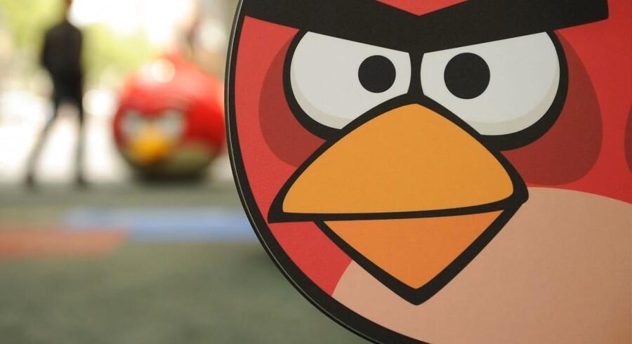 Ifølge nye lækkede Snowden-dokumenter overvåger efterretningstjenester mobilapps som spilsuccesen Angry Birds.
