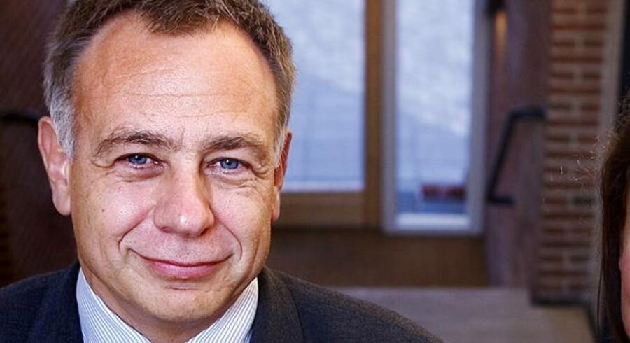 EKJ Rådgivende Ingeniørers administrerende direktør, Jørgen Nielsen.