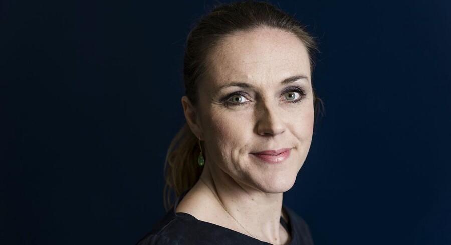 Social- og Integrationsminister Karen Hækkerup afviser, at det er et problem, at regeringspartierne er uenige om forældrepålægget. Foto: Scanpix