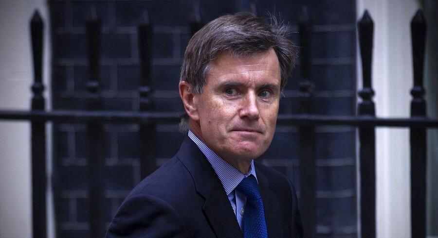 John Sawers, chef for den britiske efterretningstjeneste MI6 mener, at Storbritanniens nationale sikkerhed led skade, da Edward Snowden lækkede fortrolige dokumenter.