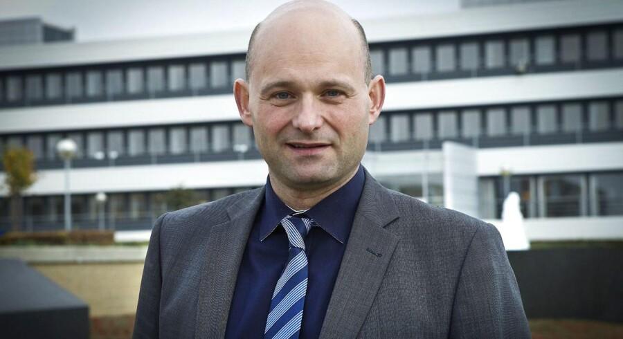 Viborgs Borgmester Søren Pape bliver ny formand for de Konservative efter Lars Barfoed.