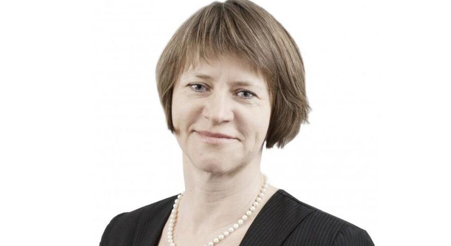 Mariane Dissing, Adm. direktør, Finanssektorens Arbejdsgiverforening
