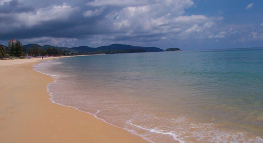Karon Beach på Phuket har haft en række ulykker i år.