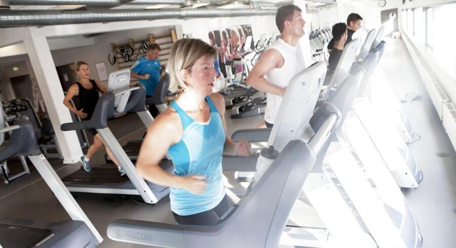 Arkivfoto. Fitness World vil fordoble markedet for fitnesscentre