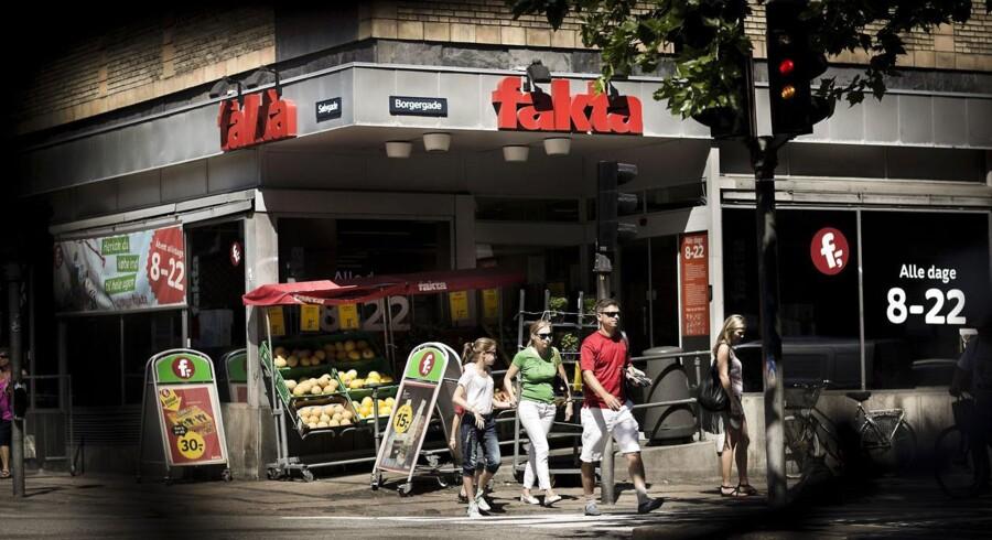 Fakta-butikkerne taber terræn pga. den nye lukkelov.