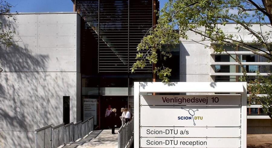 """Forskerparken Scion-DTU, """"Søhuset"""""""
