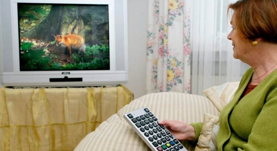 Danskerne kæmper med TV i pakkeløsninger og kan ikke få lov til selv at vælge de enkelte kanaler, som de ønsker at se. Foto: Colourbox