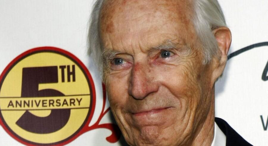 Musikproducer Sir George Martin er død. Han er især kendt for sit samarbejde med The Beatles.