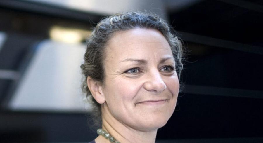 TV 2-topchefen Merete Eldrup.