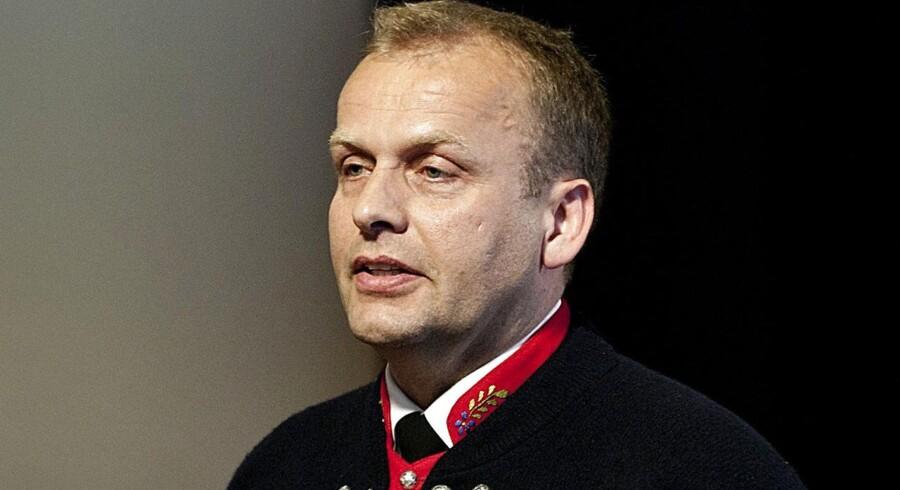 Lagmand Kaj Leo Holm Johannesen
