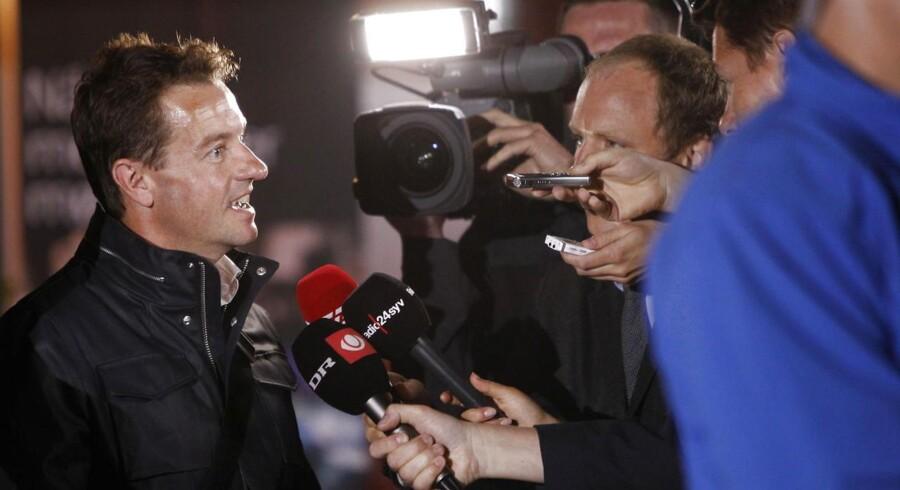 Det bliver ikke for en hver pris, hvis Jens Rohde skal være borgmesterkandidat i Viborg. (Foto: Nils Meilvang/Scanpix 2014)