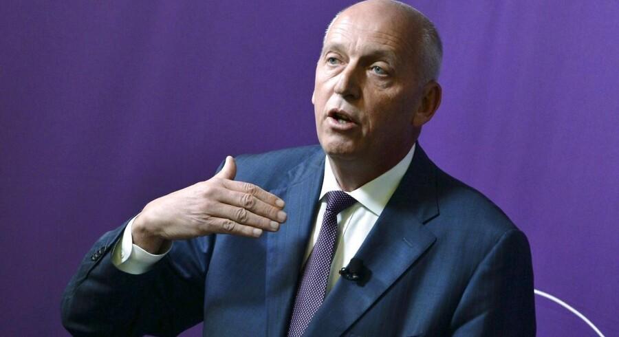 Lars Nyberg, adm. direktør i Telia Sonera, har været hos selskabet siden 2007.