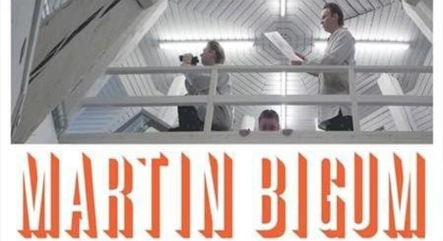 Martin Bigum: »Min personlige kunsthistorie«