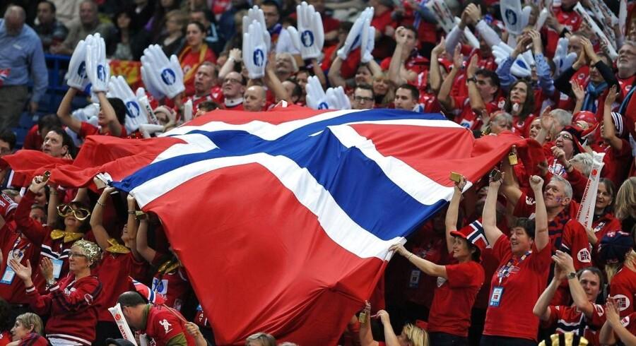 Den norske stat tjente på tre måneder over 200 milliarder kroner på investeringer gennem oliefonden.