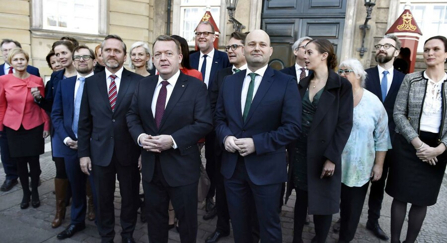 Arkivfoto: VLAK-regeringen.